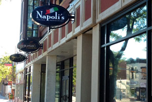 Napoli S Italian Restaurant Downtown Norfolk Nebraska